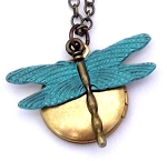 Dragonfly Locket