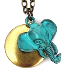 Elephant Locket