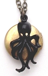 Octopus Locket