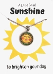 Green Sunshine Necklace