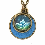 Blue Mountain Necklace