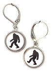 Big Foot Take a Hike Earrings