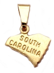 South Carolina State Necklace