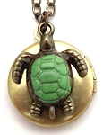 Turtle Locket